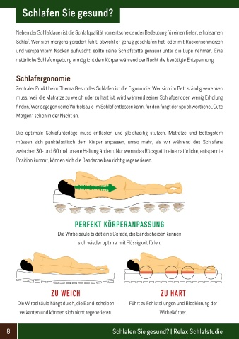 Page 8 Schlafratgeber Relax